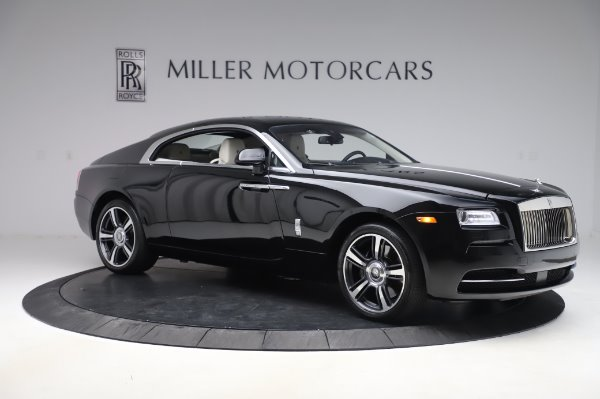 Used 2015 Rolls-Royce Wraith Base for sale $168,900 at Bugatti of Greenwich in Greenwich CT 06830 9