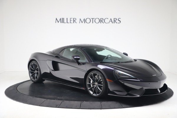 Used 2019 McLaren 570S Spider Convertible for sale $189,900 at Bugatti of Greenwich in Greenwich CT 06830 16