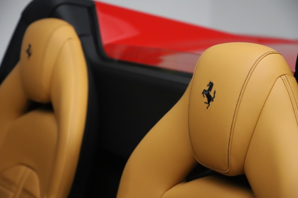 Used 2018 Ferrari 488 Spider Base for sale Sold at Bugatti of Greenwich in Greenwich CT 06830 20