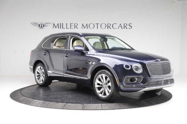 Used 2017 Bentley Bentayga W12 for sale $133,900 at Bugatti of Greenwich in Greenwich CT 06830 11