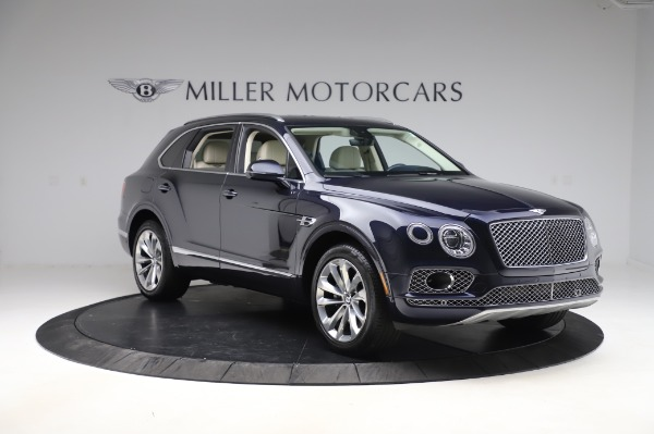 Used 2017 Bentley Bentayga W12 for sale $133,900 at Bugatti of Greenwich in Greenwich CT 06830 12