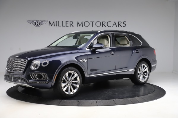 Used 2017 Bentley Bentayga W12 for sale $133,900 at Bugatti of Greenwich in Greenwich CT 06830 2