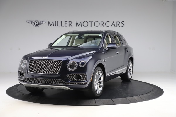 Used 2017 Bentley Bentayga W12 for sale $133,900 at Bugatti of Greenwich in Greenwich CT 06830 1