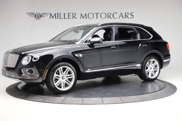Used 2018 Bentley Bentayga Activity Edition for sale Call for price at Bugatti of Greenwich in Greenwich CT 06830 2
