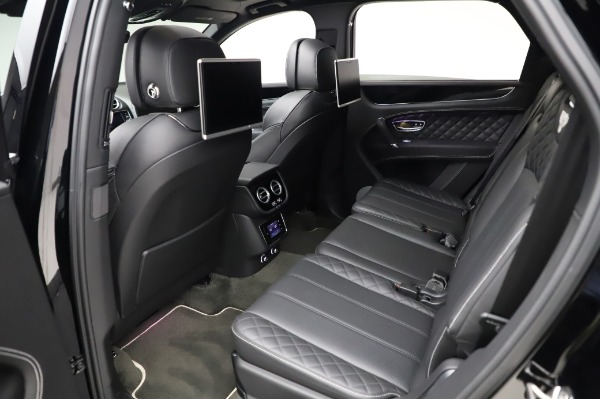 Used 2018 Bentley Bentayga Activity Edition for sale Call for price at Bugatti of Greenwich in Greenwich CT 06830 23