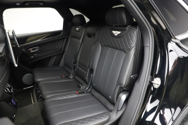Used 2018 Bentley Bentayga Activity Edition for sale Call for price at Bugatti of Greenwich in Greenwich CT 06830 25