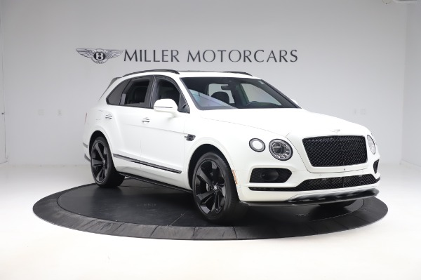 Used 2018 Bentley Bentayga Black Edition for sale Call for price at Bugatti of Greenwich in Greenwich CT 06830 11