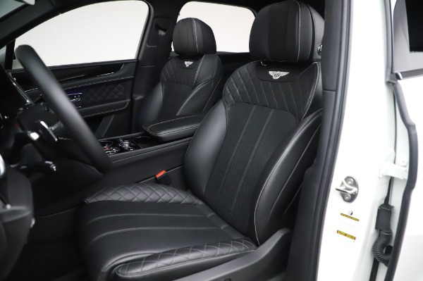 Used 2018 Bentley Bentayga Black Edition for sale Call for price at Bugatti of Greenwich in Greenwich CT 06830 21