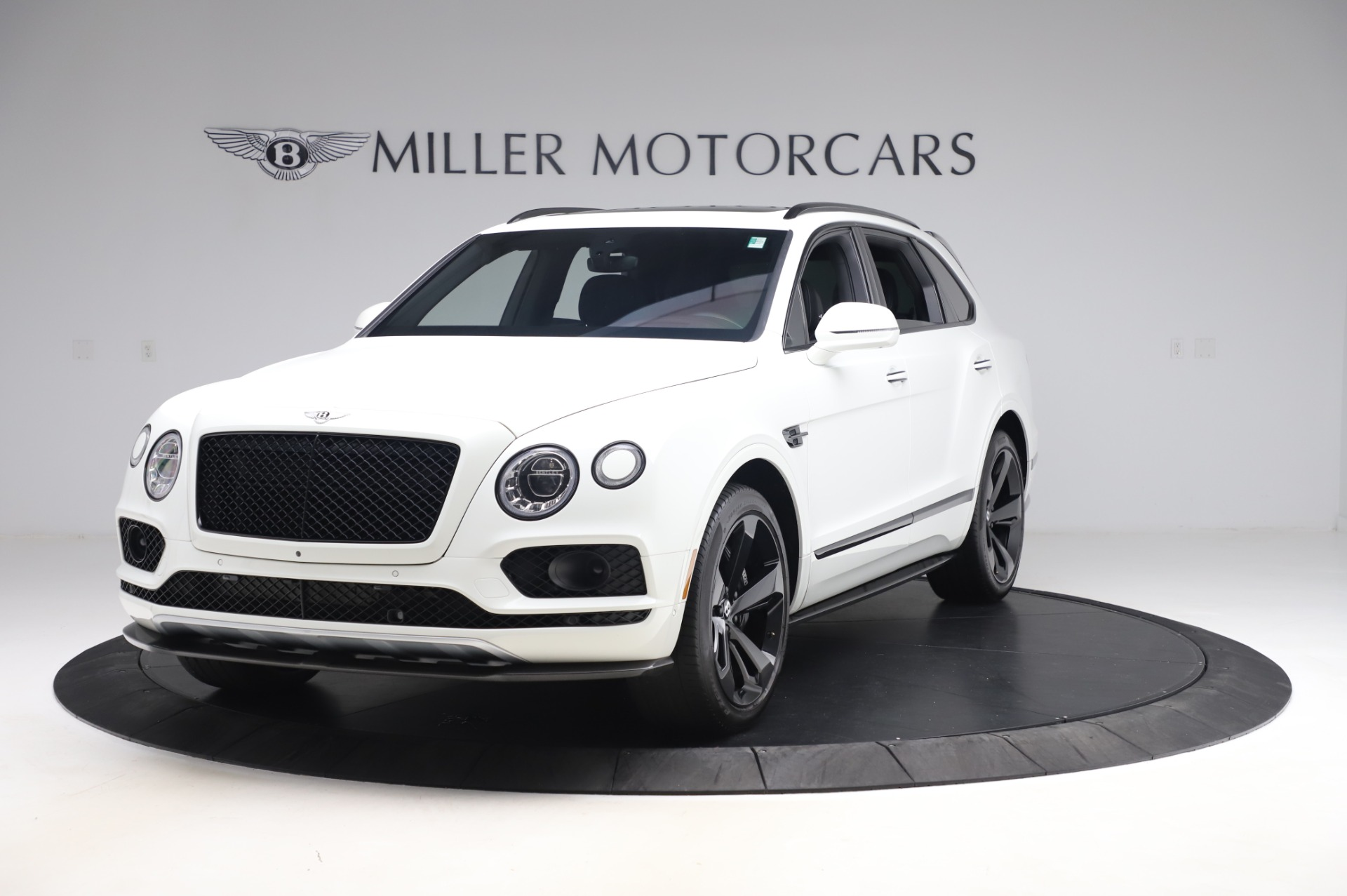 Used 2018 Bentley Bentayga Black Edition for sale Call for price at Bugatti of Greenwich in Greenwich CT 06830 1