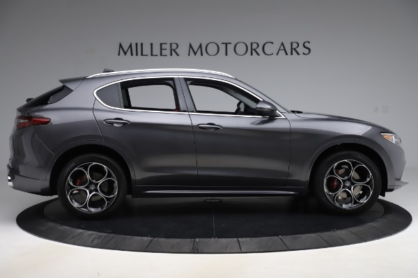 New 2020 Alfa Romeo Stelvio Ti Q4 for sale Sold at Bugatti of Greenwich in Greenwich CT 06830 10