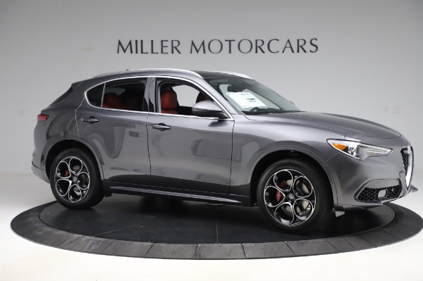 New 2020 Alfa Romeo Stelvio Ti Q4 for sale Sold at Bugatti of Greenwich in Greenwich CT 06830 11