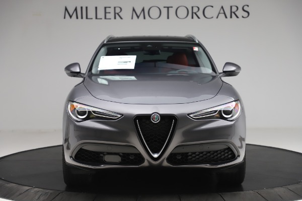 New 2020 Alfa Romeo Stelvio Ti Q4 for sale Sold at Bugatti of Greenwich in Greenwich CT 06830 13