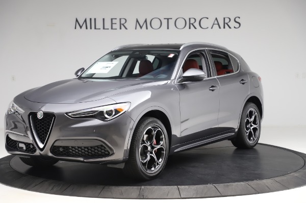 New 2020 Alfa Romeo Stelvio Ti Q4 for sale Sold at Bugatti of Greenwich in Greenwich CT 06830 2