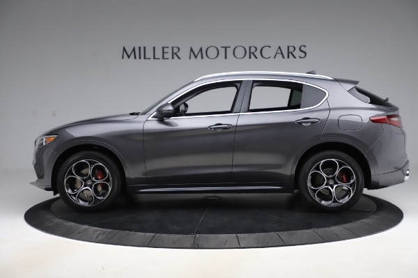 New 2020 Alfa Romeo Stelvio Ti Q4 for sale Sold at Bugatti of Greenwich in Greenwich CT 06830 4