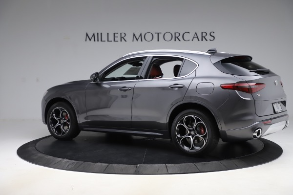 New 2020 Alfa Romeo Stelvio Ti Q4 for sale Sold at Bugatti of Greenwich in Greenwich CT 06830 5