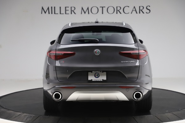 New 2020 Alfa Romeo Stelvio Ti Q4 for sale Sold at Bugatti of Greenwich in Greenwich CT 06830 7