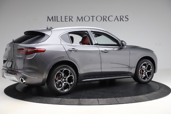 New 2020 Alfa Romeo Stelvio Ti Q4 for sale Sold at Bugatti of Greenwich in Greenwich CT 06830 9
