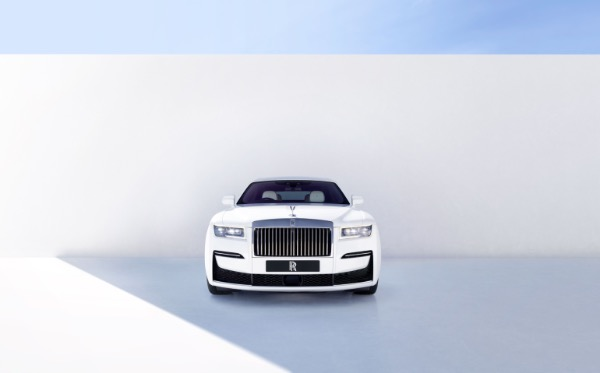 New 2021 Rolls-Royce Ghost for sale Call for price at Bugatti of Greenwich in Greenwich CT 06830 2