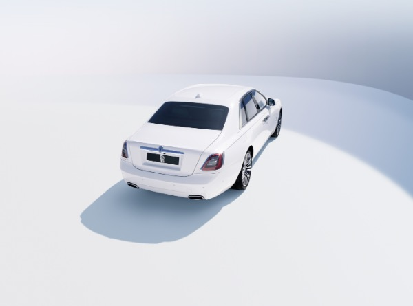New 2021 Rolls-Royce Ghost for sale Call for price at Bugatti of Greenwich in Greenwich CT 06830 4