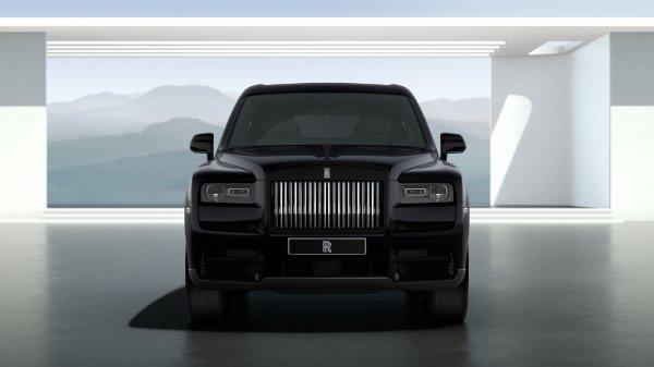 New 2021 Rolls-Royce Cullinan Black Badge for sale Sold at Bugatti of Greenwich in Greenwich CT 06830 2