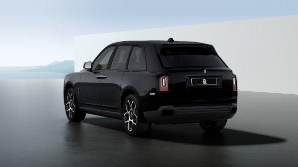 New 2021 Rolls-Royce Cullinan Black Badge for sale Sold at Bugatti of Greenwich in Greenwich CT 06830 4