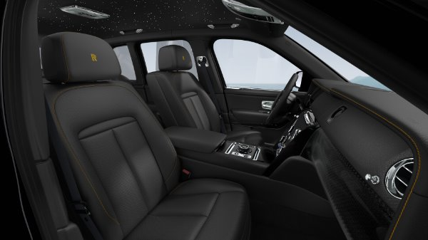 New 2021 Rolls-Royce Cullinan Black Badge for sale Sold at Bugatti of Greenwich in Greenwich CT 06830 7