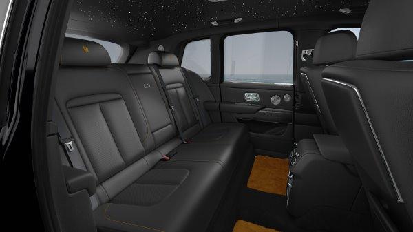 New 2021 Rolls-Royce Cullinan Black Badge for sale Sold at Bugatti of Greenwich in Greenwich CT 06830 8