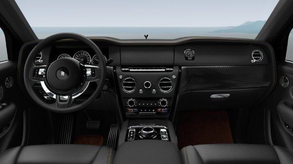 New 2021 Rolls-Royce Cullinan Black Badge for sale Sold at Bugatti of Greenwich in Greenwich CT 06830 9