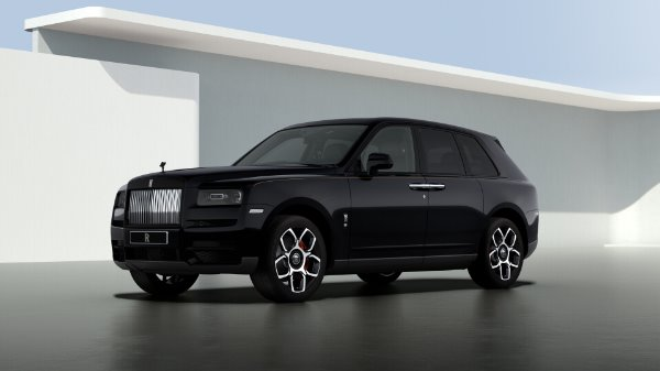 New 2021 Rolls-Royce Cullinan Black Badge for sale Sold at Bugatti of Greenwich in Greenwich CT 06830 1