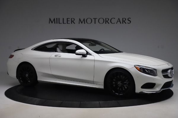 Used 2015 Mercedes-Benz S-Class S 550 4MATIC for sale Sold at Bugatti of Greenwich in Greenwich CT 06830 10