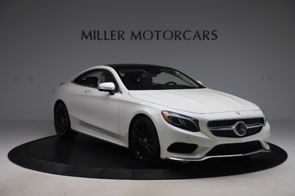 Used 2015 Mercedes-Benz S-Class S 550 4MATIC for sale Sold at Bugatti of Greenwich in Greenwich CT 06830 11