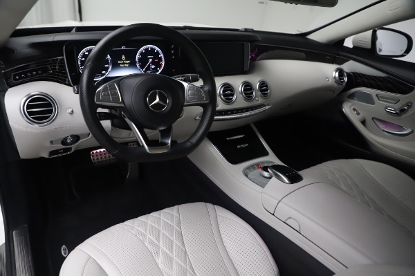 Used 2015 Mercedes-Benz S-Class S 550 4MATIC for sale Sold at Bugatti of Greenwich in Greenwich CT 06830 13