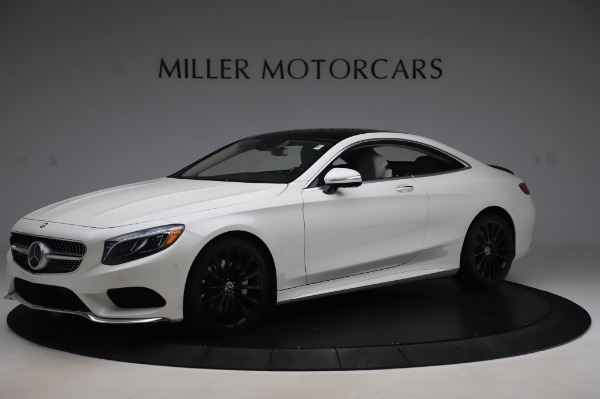 Used 2015 Mercedes-Benz S-Class S 550 4MATIC for sale Sold at Bugatti of Greenwich in Greenwich CT 06830 2