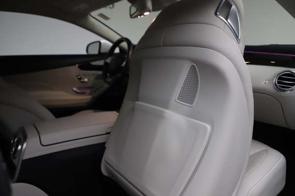 Used 2015 Mercedes-Benz S-Class S 550 4MATIC for sale Sold at Bugatti of Greenwich in Greenwich CT 06830 20