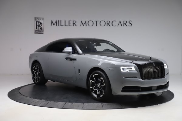 Used 2017 Rolls-Royce Wraith Black Badge for sale $269,900 at Bugatti of Greenwich in Greenwich CT 06830 10