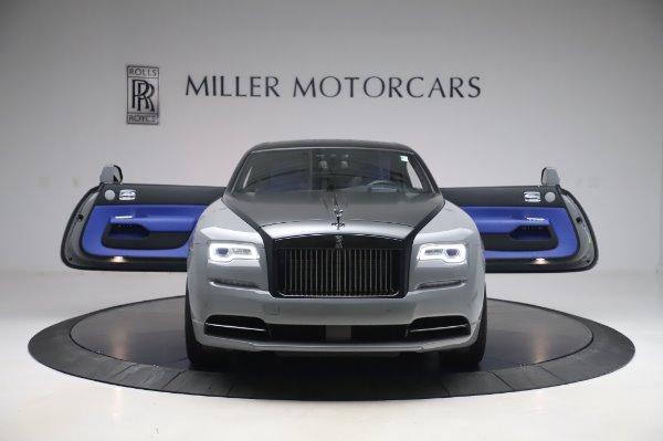 Used 2017 Rolls-Royce Wraith Black Badge for sale $269,900 at Bugatti of Greenwich in Greenwich CT 06830 11