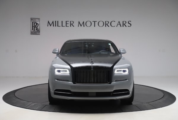 Used 2017 Rolls-Royce Wraith Black Badge for sale $269,900 at Bugatti of Greenwich in Greenwich CT 06830 2