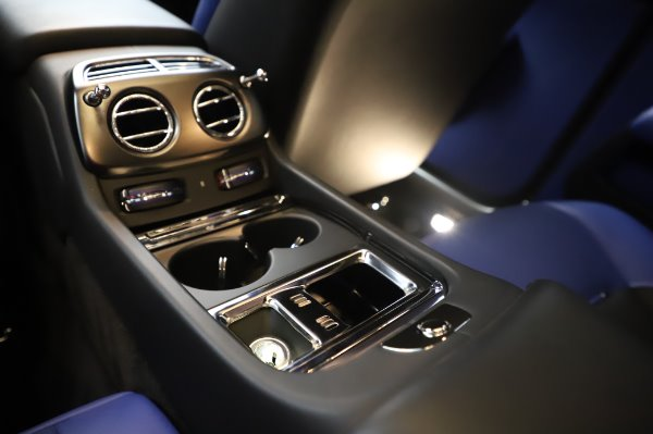 Used 2017 Rolls-Royce Wraith Black Badge for sale $269,900 at Bugatti of Greenwich in Greenwich CT 06830 26
