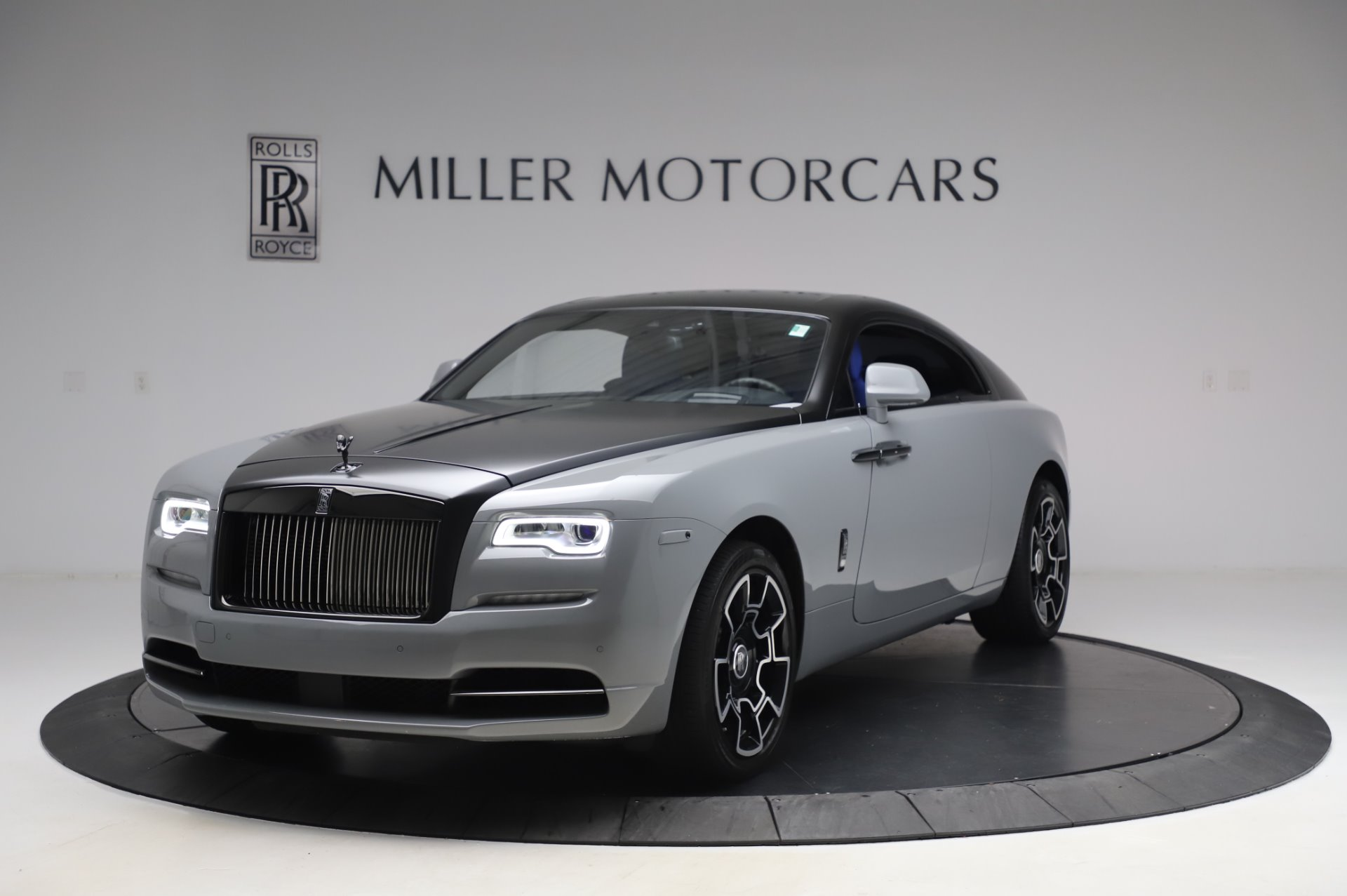 Used 2017 Rolls-Royce Wraith Black Badge for sale $269,900 at Bugatti of Greenwich in Greenwich CT 06830 1