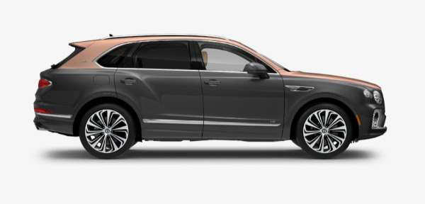 New 2021 Bentley Bentayga V8 First Edition for sale $257,035 at Bugatti of Greenwich in Greenwich CT 06830 2