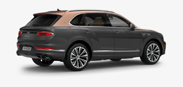 New 2021 Bentley Bentayga V8 First Edition for sale $257,035 at Bugatti of Greenwich in Greenwich CT 06830 3