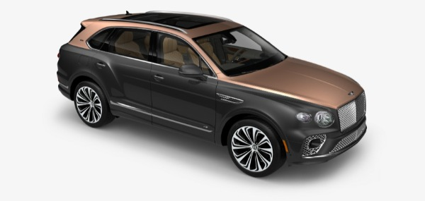 New 2021 Bentley Bentayga V8 First Edition for sale $257,035 at Bugatti of Greenwich in Greenwich CT 06830 5
