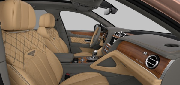 New 2021 Bentley Bentayga V8 First Edition for sale $257,035 at Bugatti of Greenwich in Greenwich CT 06830 7