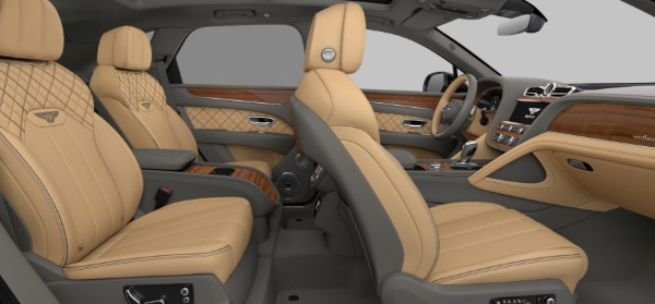 New 2021 Bentley Bentayga V8 First Edition for sale $257,035 at Bugatti of Greenwich in Greenwich CT 06830 9