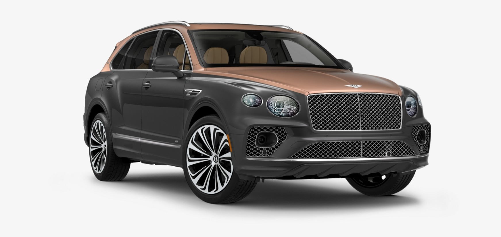 New 2021 Bentley Bentayga V8 First Edition for sale $257,035 at Bugatti of Greenwich in Greenwich CT 06830 1