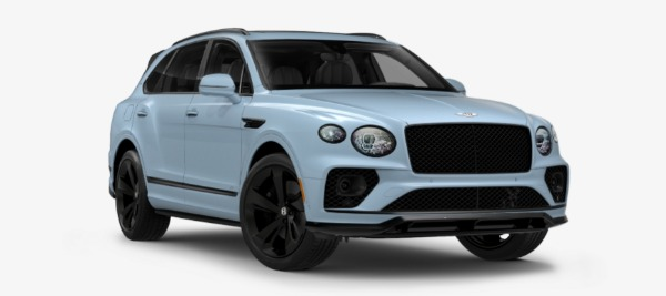 New 2021 Bentley Bentayga V8 First Edition for sale $259,225 at Bugatti of Greenwich in Greenwich CT 06830 1