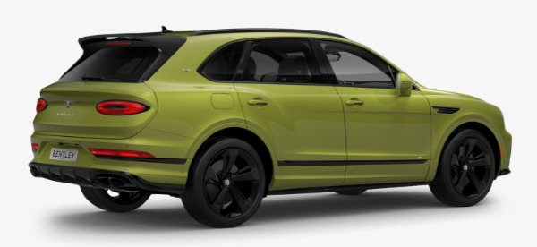 New 2021 Bentley Bentayga V8 First Edition for sale $261,710 at Bugatti of Greenwich in Greenwich CT 06830 3