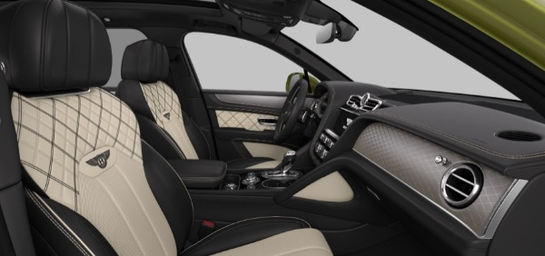 New 2021 Bentley Bentayga V8 First Edition for sale $261,710 at Bugatti of Greenwich in Greenwich CT 06830 7
