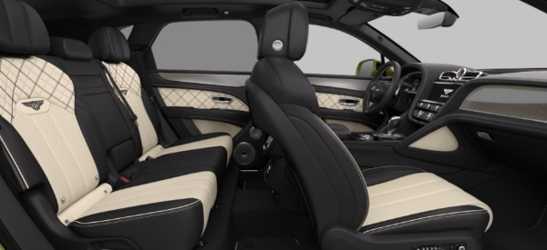New 2021 Bentley Bentayga V8 First Edition for sale $261,710 at Bugatti of Greenwich in Greenwich CT 06830 9
