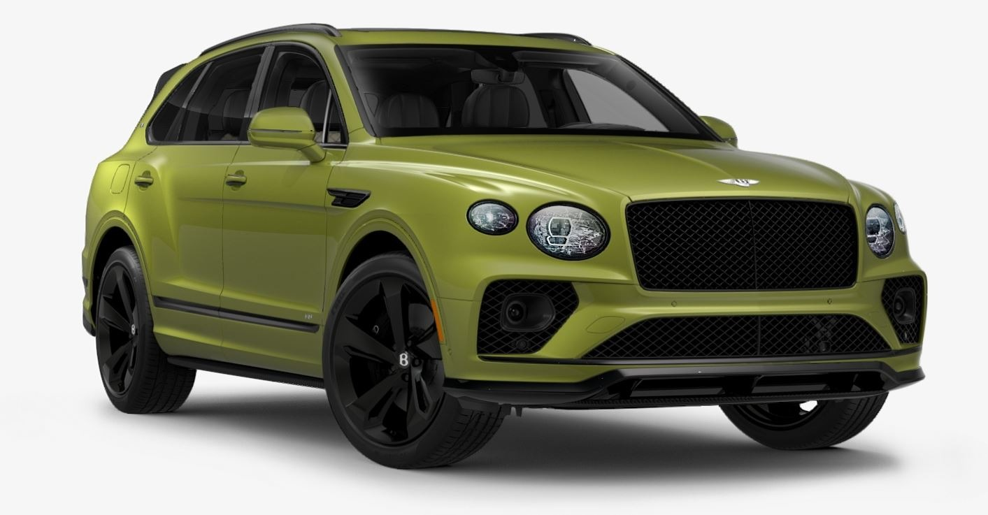 New 2021 Bentley Bentayga V8 First Edition for sale $261,710 at Bugatti of Greenwich in Greenwich CT 06830 1